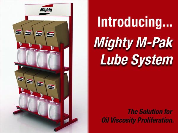 Mighty Engine Guard II Oil M-Pak Bag-n-Box